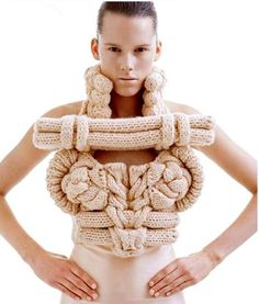 images of unusual fashion | Fashionarium • 5 Most Innovative Designers - Design with sustainable ...