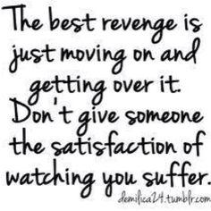 So true... Nobody is worth it