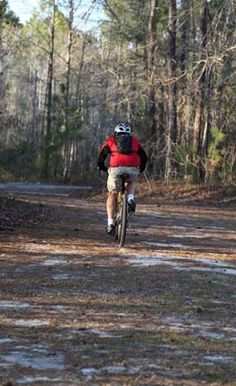 Bike along our nature trails and preserves. NC's Brunswick Islands