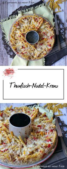Thunfisch-Nudel-Kranz   Rezept   Kochen   Essen   Pasta