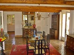 The smell of fresh baked ratatouille mixes with the salt of the sea and wafts through the open doors of this #vacation rental on the #Riviera. http://www.nyhabitat.com/south-france-apartment/vacation/185