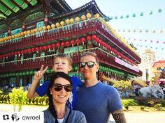 Hyggelig å kunne feire med noen. #reiseliv #reisetips #reiseblogger #reiseråd  #Repost @cwroel with @repostapp  I dag har vi vært i bursdag- til selveste Buddha!  Happy birthday Buddha!  #buddhasbirthday #Ajudong #temple #Geoje #visitKorea #expatlife #livingabroad