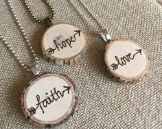 Image result for Wood burned jewelry