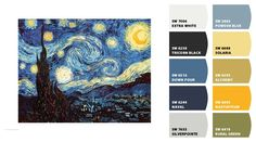Starry Starry Night (Vincent Van Gogh)