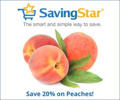 Saving 4 A Sunny Day: 20% Off Peaches