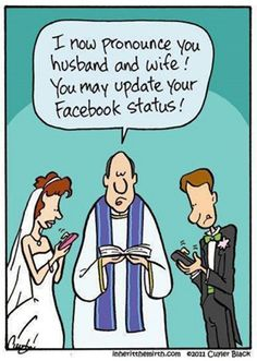 :):) ok i think this would be really fun to do at a wedding- turn to your bm/moh and get your phone from them... lol