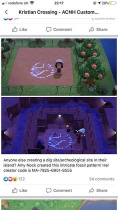 Animal Crossing Funny, Animal Crossing Wild World, Animal Crossing Guide, Ancient Art, Ancient Egypt, Ancient History, Archaeological Site, Decoration, Custom Design