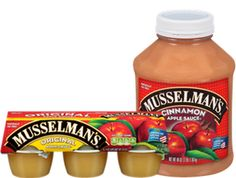 SavingStar ECoupon Alert: Musselman's® Apple Sauce : #CouponAlert, #Coupons, #E-Coupons Check it out here!!