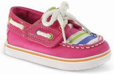 Sperry Top-Sider Bahama Jr. Baby Girl's Boat Shoe