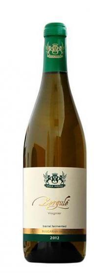 Bergule Viognier 2012 | Villa Melnik | Bulgarian Wine