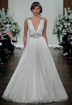 blaire by jenny packham spring/summer 2013 catwalk
