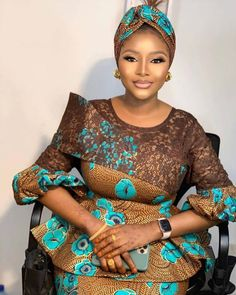 Latest African Fashion Dresses, African Dresses For Women, African Print Fashion, African Attire, Nigerian Fashion, African Hair, African Print Dress Designs, African Blouses, Ankara Styles
