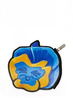 Marc by Marc Jacobs Disney Collection Garden Flower Coin Pouch in Blue
