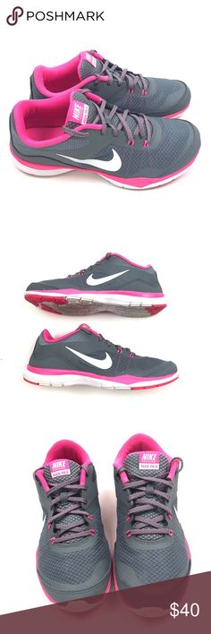 Nike Flex Trainer 5 Womens Sneakers Size 7.5 Nike Flex Trainer 5 Sneakers Womens Size 7.5  Condition: Excellent pre-owned condition. Nike Shoes Athletic Shoes