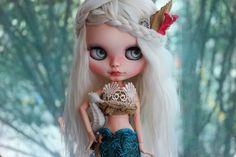 "https://flic.kr/p/vGRBbV | My new custom NERIDA | Her name means ""sea nymph"""