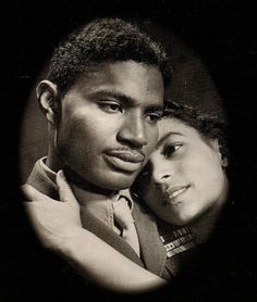 Mr. Ossie Davis and Mrs. Ruby Dee