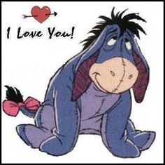 winnie the pooh and friends Eeyore Pictures, Winnie The Pooh Pictures, Winnie The Pooh Quotes, Winnie The Pooh Friends, Funny Animal Pictures, Eeyore Quotes, Bff Quotes, Niece Quotes, Friend Quotes