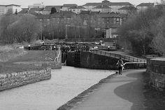 Maryhill Canal Locks