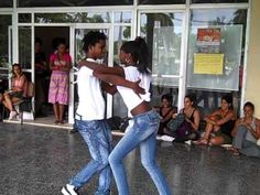 Video of dancers at a Fine Arts College in Cuba! These dancers have amazing talent! Latinos all across the world have notorious talent for dancing this is just another display.