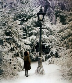 """""""'This is the land of Narnia,' said the Faun, 'where we are now; all that lies between the lamp-post and the great castle of Cair Paravel on the eastern sea.'"""""""