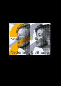 Nederland Royal Stamps