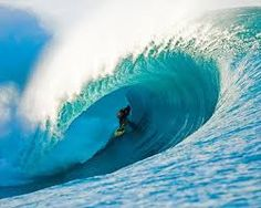 """Big wave surfing is a discipline within surfing where experienced surfers paddle into or are towed onto waves which are at least 20 feet m) high, on browse boards referred to as """"guns"""" or towboards. Sizes of the board had to effectively surf these. Water Waves, Ocean Waves, Hawaii Waves, Beach Waves, Photo Surf, Surfing Wallpaper, Waves Wallpaper, No Wave, Big Wave Surfing"""