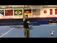 How to do a Round Off Tutorial- Gymnastics tumbling tricking