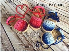 "Ombrè Espadrilles in 3 sizes - CROCHET PATTERN ** PLEASE NOTE ** This Listing is NOT FOR FINISHED SHOES but for a Downloadable CROCHET PATTERN to make the espadrilles shown ƸӜƷ.•°""˜˜""°•.ƸӜƷ•°""˜˜""°•.ƸӜƷ•°""˜˜""°•.ƸӜƷ.•°""˜˜""°•.ƸӜƷ•°"" Sweet summer baby espadrilles in 3 sizes. Your"