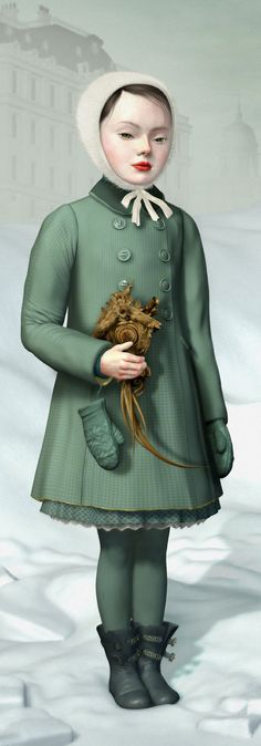 Ray Caesar, Gift of Time - The Trouble with Angels, Dorothy Circus Gallery