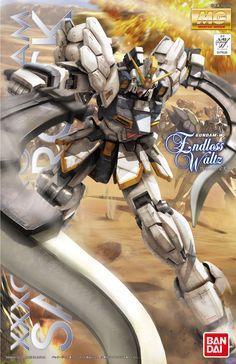 This is the Scale MG Gundam Sandrock ver EW Plastic Model Kit from the Gundam Series by Bandai. Gundam Wing, Gundam Art, Anime Figures, Action Figures, Gundam Mobile Suit, Gundam Model, Plastic Model Kits, Anime Comics, Toy Store