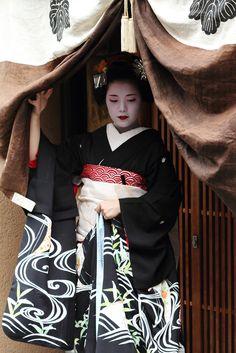 Ayano, Fukushima Okiya, Gion Kobu