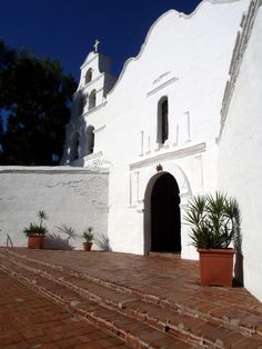 Mission San Diego de Alcala, founded by father Junipero Serra on July 16th, 1769 becoming the 1st Church of Christ in California.