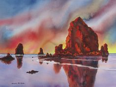 watercolor west - Yahoo Image Search Results