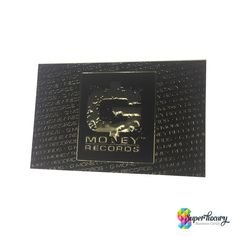 Triple Layer Spot UV Gloss Business Card Printing