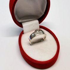 203 mm Ring Silber 925 Kristallstein edel SR653