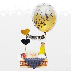 Desayunos sorpresa en Armenia a domicilio | Adoomicilio.com Birthday Balloon Decorations, Birthday Balloons, Gift Hampers, Gift Baskets, Baby Party, Armenia, Baby Decor, Gift Packaging, Crates