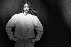 Peter Lindbergh Lenses Marc Jacobs, Miranda Kerr and More for the 2013 CFDA Journal