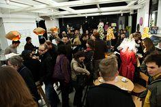Turku Design Sales, Budapest Design Week 2010. Printa showroom.  Kuva: Tatu Gustafsson