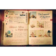 画像 : 【画像大量】ほぼ日手帳の使い方【随時更新】 - NAVER まとめ