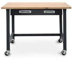 If you are looking for a replacement for your workbench, then opt from any of these best rolling workbenches. Since a rolling workbench. Wood Top Workbench, Rolling Workbench, Workbench Ideas, Jet Woodworking Tools, Woodworking Crafts, Workbench Organization, Kitchen Storage Solutions, Secure Storage, Stainless Steel Doors