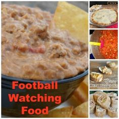 Football Watching Food Ideas