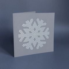 minimal christmas card Equals Design