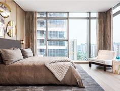 Yabu Pushelerg Parkland, Avenue Road furniture, Toronto, Modern Design