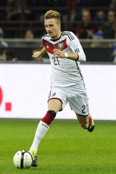 Marco Reus, would replace an out going Lukas Podolski and is very keep for such a world class winger with great potential