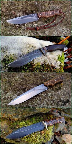Pelikan Knives :: Martes, Doron, Locust & Nemesis