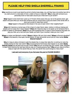 PLEASE SHARE!!!!!! PLEASE SHOW SHEILA'S BOYS PEOPLE DO CARE AND WANT TO HELP FIND THEIR MOM Fortuna California, To Focus, Sisters, Let It Be, Mom, People, Life, People Illustration, Folk