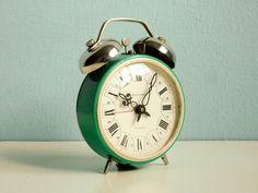 Vintage russian alarm clock