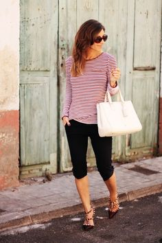 nautical style with edgy accessories by Well Living blog