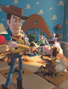 What We Learned From Toy Story | Oh My Disney