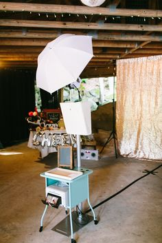 The Reverie Booth. South Florida's styled photo booth experience!